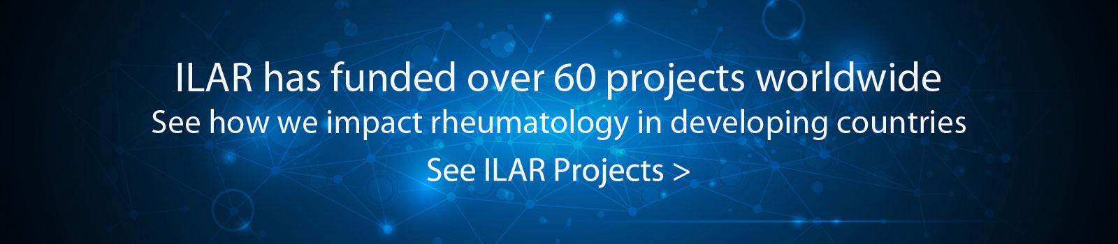 ILAR International League of Associations for Rheumatology