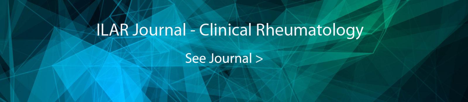 ILAR journal Clinical Rheumatology